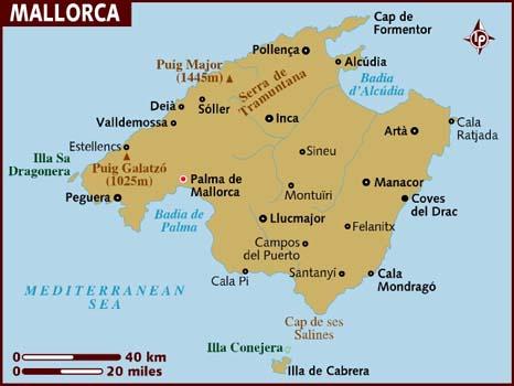 Karta Over Spaniens Vastkust.Spanienguiden Spanienkarta Spanienguiden